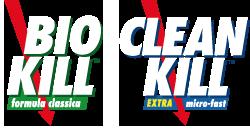 BIO KILL™ – CLEAN KILL EXTRA micro-fast™ Insetticidi No Gas Logo