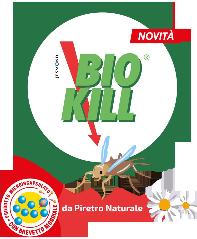 BIO KILL® da Piretro Naturale
