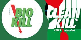 BIO KILL® da Piretro Naturale – CLEAN KILL EXTRA micro-fast® Insetticidi No Gas Logo